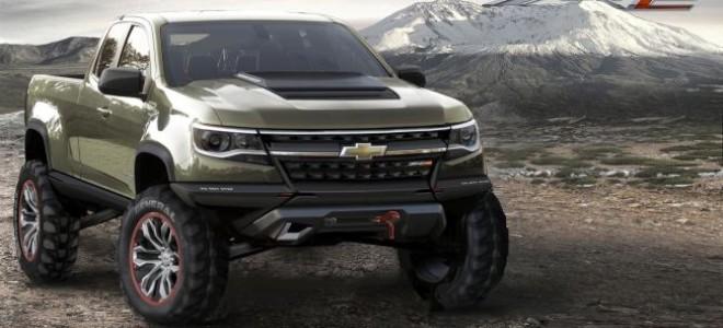 2016 Chevrolet Colorado Zr2 Off Road Release Date
