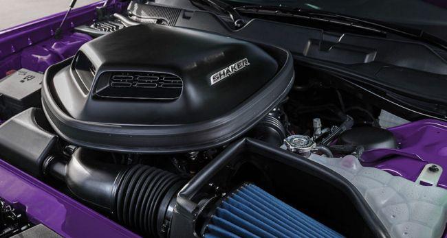 2016 Dodge Challenger Engine