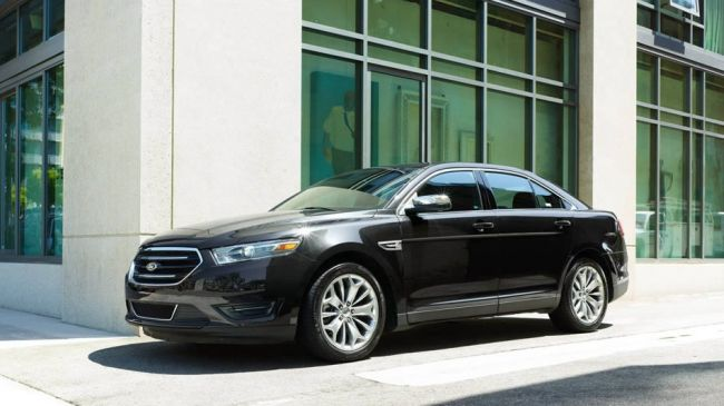 2016 Ford Taurus Price Redesign Colors SHO Interior