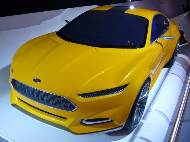 2016 Ford Thunderbird 1