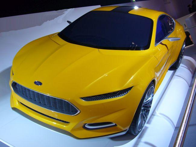 2016 Ford Thunderbird 1