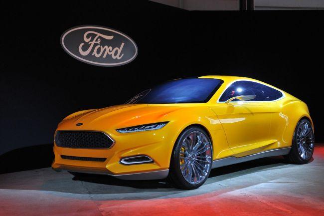 2016 Ford Thunderbird Exterior
