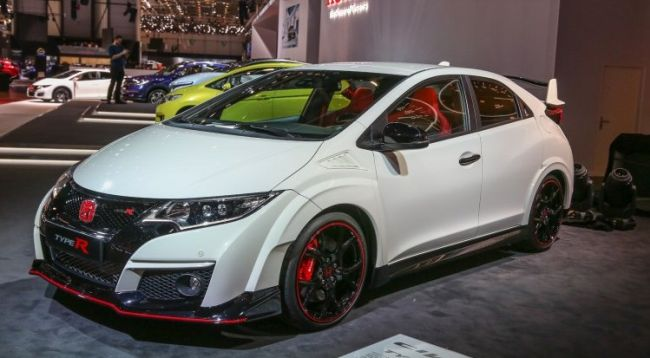 2016 Honda Civic Type R Exterior