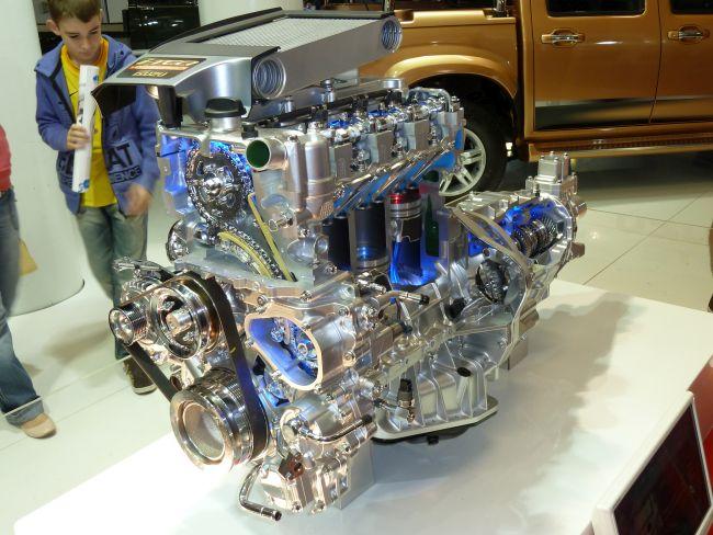 2016 Isuzu D Max Engine