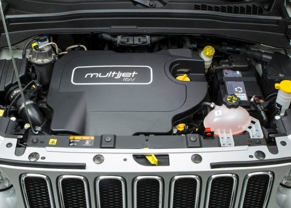 2016 Jeep renegade Engine