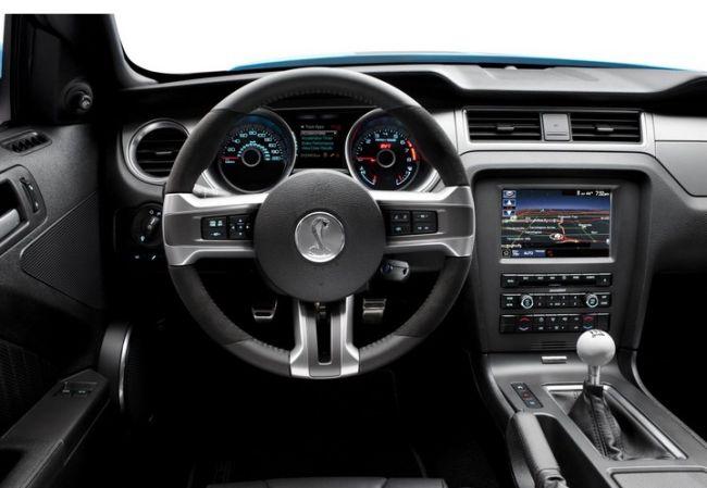 2016 Mustang Shelby GT500 Steering Wheel