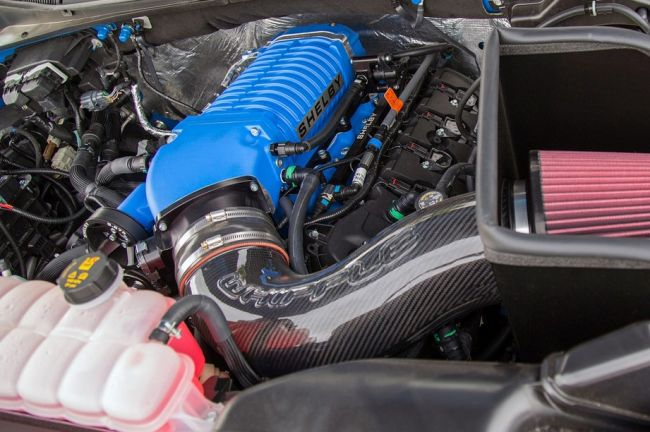 2016 Shelby F 150 Engine