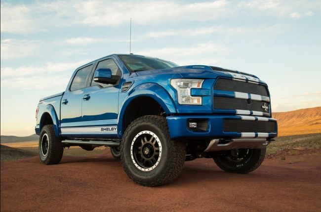 2016 Shelby F 150 Front Right Side