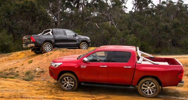 2016 Toyota Hilux Diesel 2x off Road