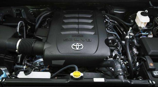 2016 Toyota Hilux Diesel Engine