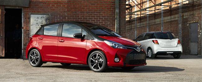 2016 Toyota Yaris 2x