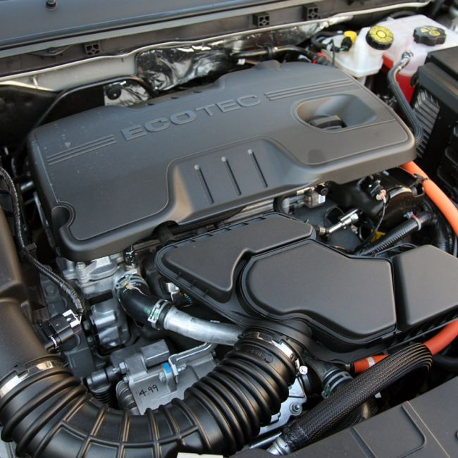 2017 Buick Lacrosse Engine