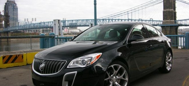 2017 Buick Regal Review Photos Price