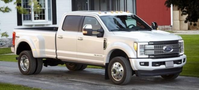 2017 Ford Super Duty Release Date Sel Truck