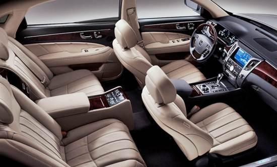 2017 Hyundai Equus Interior 1