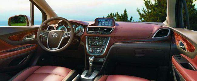 Buick Grand National GNX Dashboard