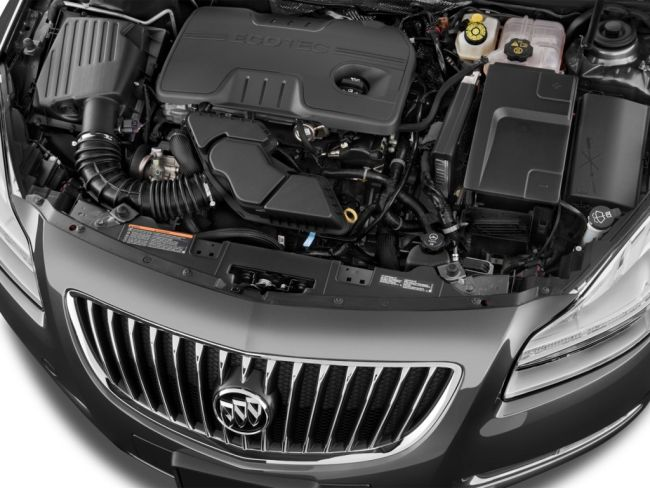 Buick Grand National GNX Engine