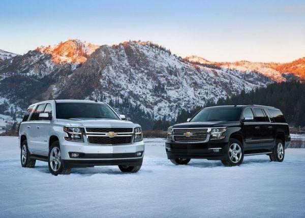 2017 Chevrolet Suburban 2x