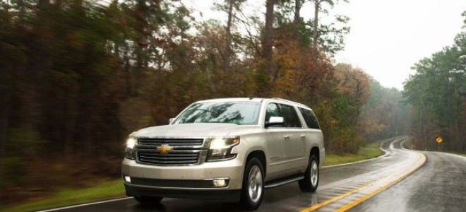 2017 Chevrolet Suburban Pictures Interior Colors