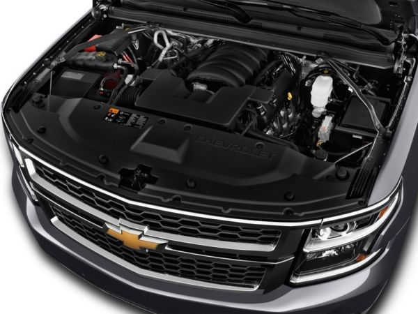 2017 Chevrolet Suburban Engine