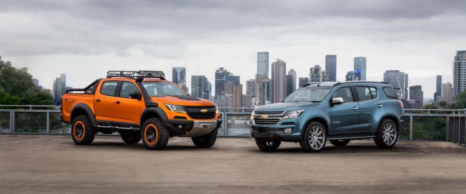 2017 Chevrolet Trailblazer Combo