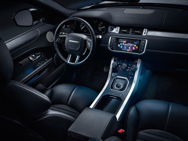 2017 Range Rover Evoque Price And Review Interior Specs News