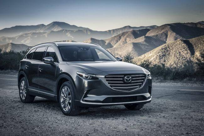 2018 Mazda Cx 9 Release Date Pictures Specs Changes Price