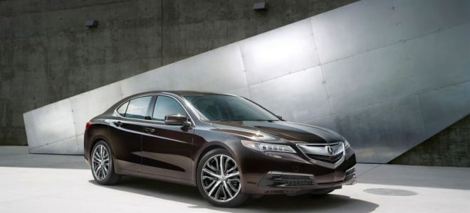 2017 Acura Tlx Review Changes