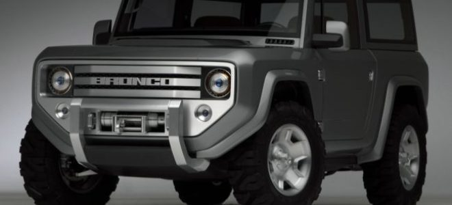 2018 ford bronco price release date - 2015 Ford Bronco Price