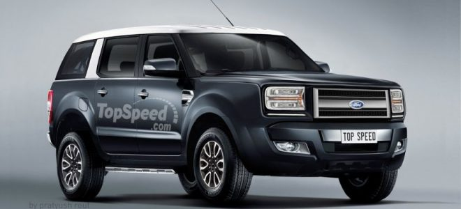 2018 Ford Bronco Price, Release date, Interior, Specs, News