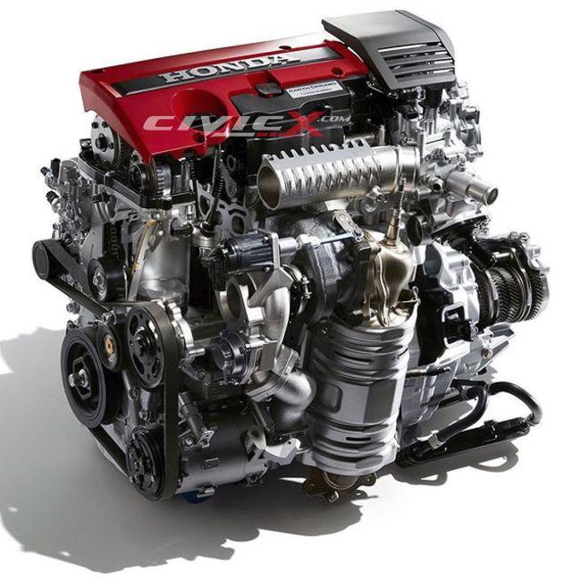 2018-honda-civic-type-r-engine