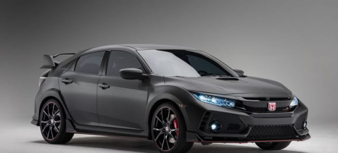 2018 Honda Civic Type R Price Specs Usa Bound