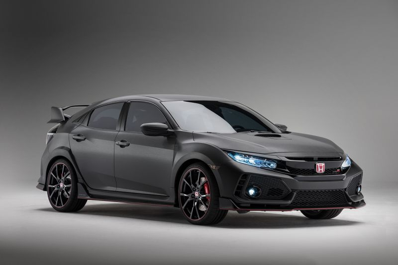 2016 Honda Civic Type R Price >> 2018 Honda Civic Type R Price Specs Interior Usa Edition