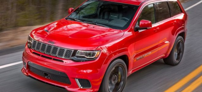 2018 Jeep Grand Cherokee Trackhawk Price Hellcat Release Date