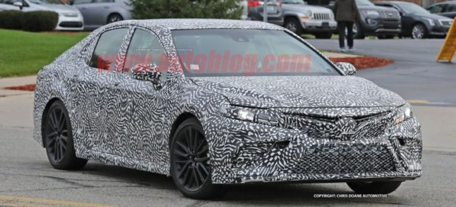 2018 Toyota Camry Redesign Release Date