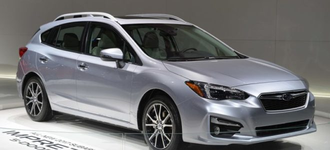 2017 Subaru Impreza Review Specs