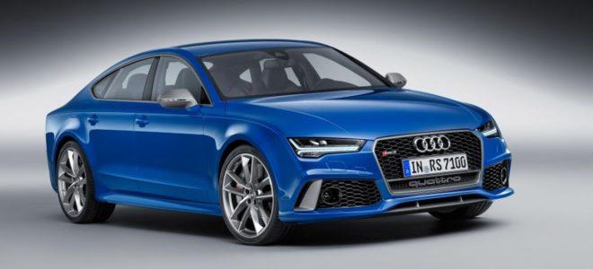 Audi RS Performance Price Sportback Specs - Audi rs7 0 60