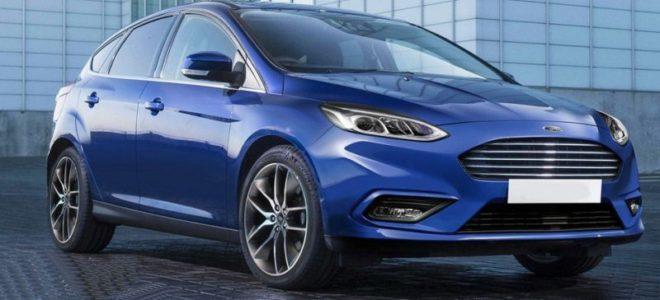 2018 Ford Focus Redesign Photos