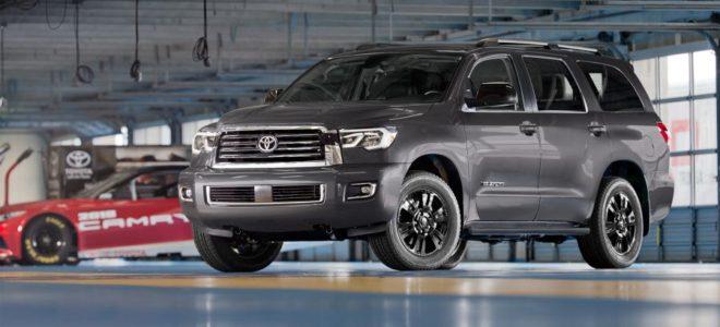 2018 Toyota Sequoia Release Date Redesign