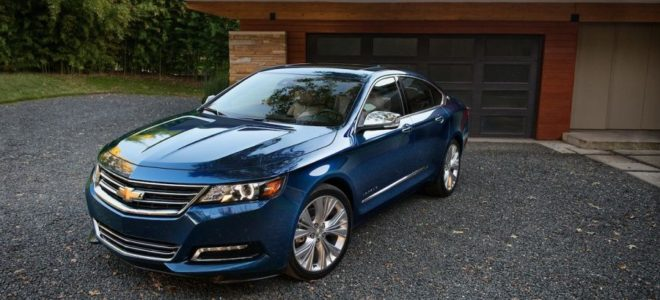 2018 Chevrolet Impala Redesign Price