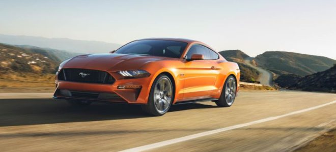 2018 Ford Mustang Release Date Price