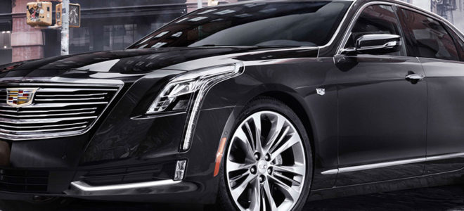 2018 Cadillac Ct6 Price Specs Interior Engine Design