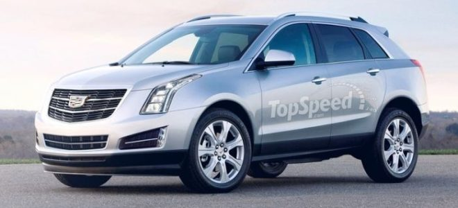 2018 Cadillac Xt4 Price Release Date Crossover Spy Photos