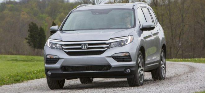 2018 Honda Pilot Release Date >> 2018 Honda Pilot Redesign Price Release Date Interior