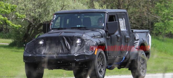 Jeep Wrangler Pickup Price >> 2019 Jeep Wrangler Pickup Truck Price Release Date Photos