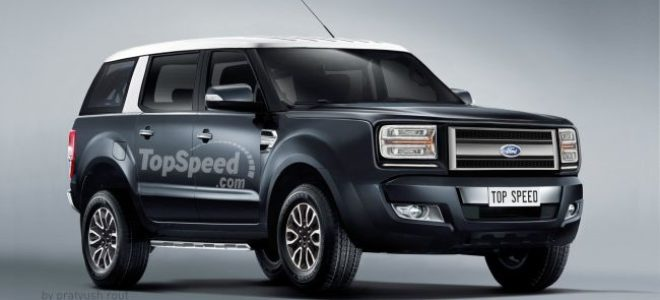 2020 Ford Bronco Price Interior Specs Release Date Concept
